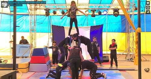 Escuela de Circo Social La Pincoya