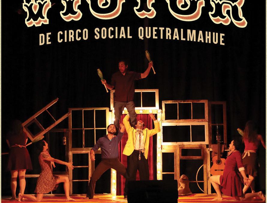 Canciones de Víctor Jara son llevadas al Circo contemporáneo.