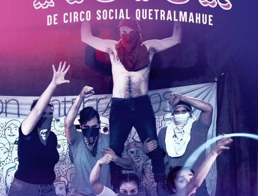 Canciones y Legado de Víctor Jara son llevados al circo contemporáneo.