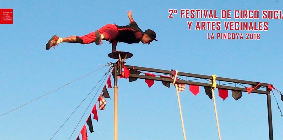 III Festival de Circo y Artes Vecinales La Pincoya